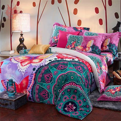 aliexpress com buy duvet cover bed sheet pillow case4pcs