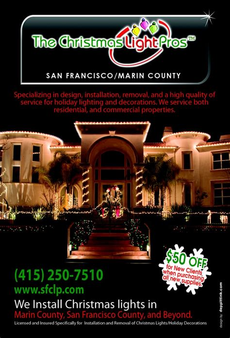 the christmas light pros electricians 30 ray ct san