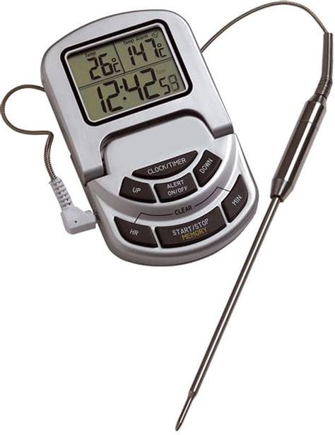 thermometre de cuisine thermomètre de cuisson à sonde électronique 0 c à 300 c meilleurduchef com