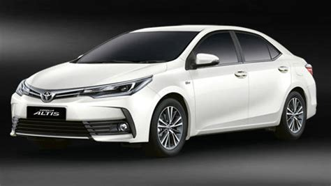 Toyota Corolla Altis 4k Wallpapers by 2017 Toyota Corolla Altis Launched In India At Rs 15 87