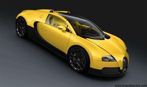 Bugatti Veyron 3 Special-edition Grand Sport Models At
