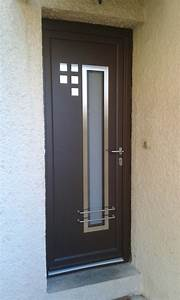 Tringle Porte D Entrée : pose de porte d 39 entr e sur mesure aix et salon de provence ~ Premium-room.com Idées de Décoration