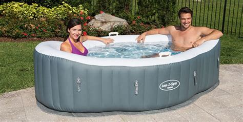 Layz Tub by Lay Z Spa Siena Airjet Tub Review