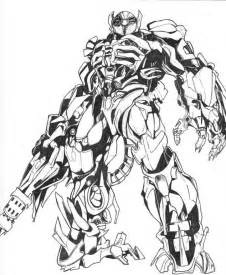 Transformers Shockwave Coloring Pages
