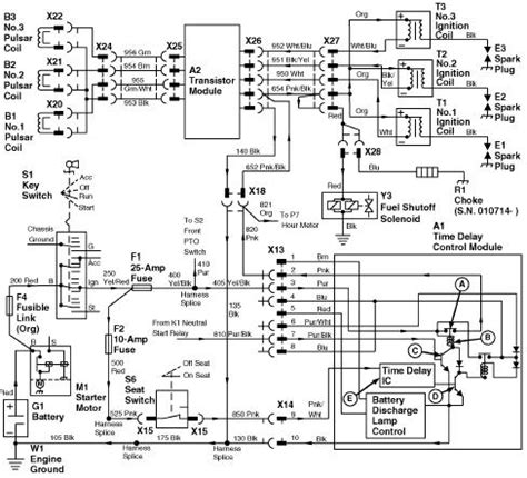 Gx345 Wiring Diagram by 322 Won T Start 5 Volts To All Coils