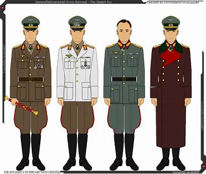 Rommel Erwin Uniforms King Lobster Grand Deviantart