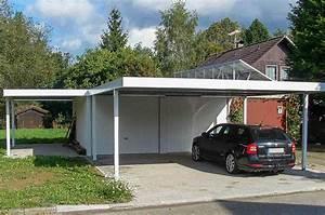 Garage Carport Kombination : garagen carport kombination myport ~ Orissabook.com Haus und Dekorationen