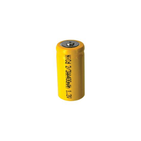 2 3aa rechargeable nicd button top battery for solar