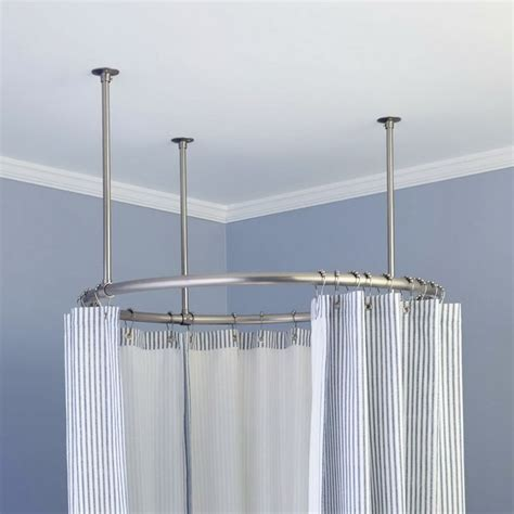 Curtain Amazing Ceiling Curtain Track System Curtain