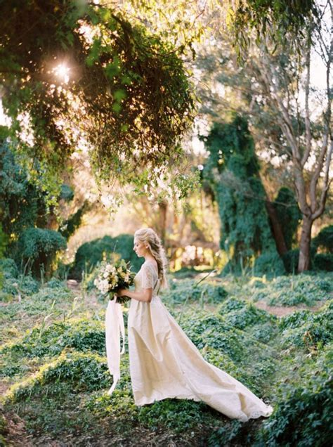 Enchanted Forest Wedding Ideas For 2017 Brides ? Stylish