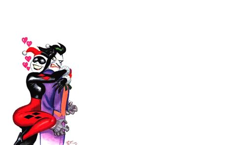 The Joker Animated Wallpaper - harley quinn and joker wallpaper wallpapersafari