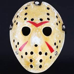Costume Mask Jason Prop Horrow Mask Halloween Decorations