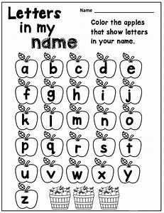 Letter recognition activities that get children for Kids name letters