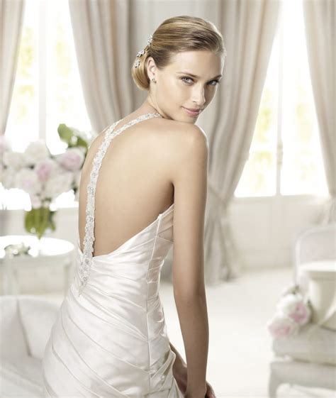 Best Of Backless Wedding Gowns Dresses To Adore Part 1