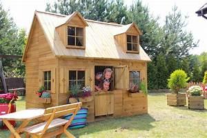 Bauanleitung Spielhaus Holz : baumotte spielhaus holz kinderspielhaus rotk ppchen spielhaus holz kinderspielhaus ~ Michelbontemps.com Haus und Dekorationen