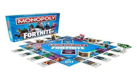 fortnite    monopoly board game  nerf