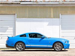 2010 Ford Mustang Shelby GT500 Coupe - Ford Shelby Sport Coupe Review - Automobile Magazine