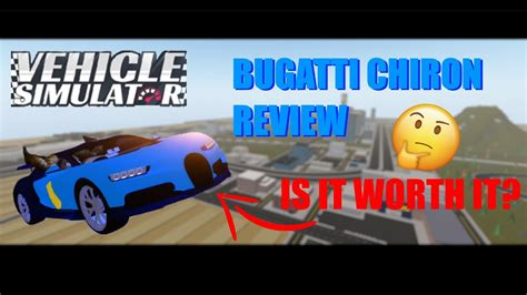 The bugatti veyron has been renamed to bucatti vacances due to copyright reasons. Vehicle Simulator: Bugatti Chiron (Bucatti Sharon) Review ...