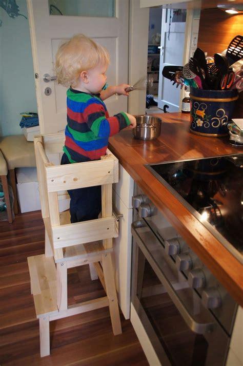 Kinder Küche Ikea by Gl 252 Cksfl 252 Gel Bauanleitung F 252 R Einen Learning Tower