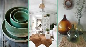 Ambiance nature intérieur décoration moderne