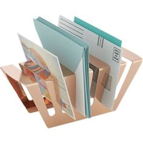 2 d 3 d letter holder modern desk accessories by bludot 1000 ideas about gold office accessories on 86952