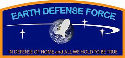 Force Earth Defense Space Fleet Secret Randy