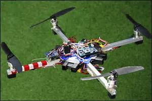 Arduino Blog » DIY Arduino Helicopter with Obstacle Avoidance