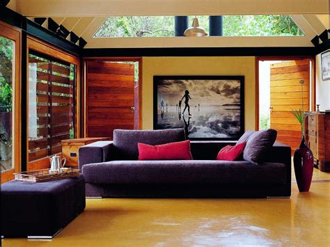 Home Interior Design : Luxurious Modern Living Room Design Ideas