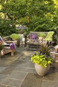 schoner garten und toller balkon gestalten ideen und With französischer balkon mit sitzecke holz garten