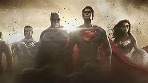 Justice League Concept Art Revealed Ahead Of DC Films TV