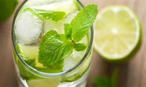 alcool cuisine mojito sans alcool recette az