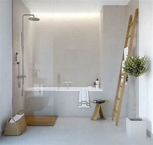comment choisir le luminaire pour salle de bain With carrelage adhesif salle de bain avec petit neon led