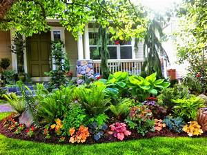 Simple and beautiful shade garden design ideas (30 ...