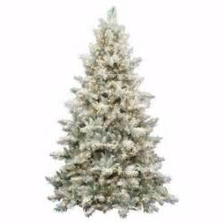 Flocking Christmas Trees Spray by Flocked Christmas Tree Buy Flocked Artificial Christmas Trees
