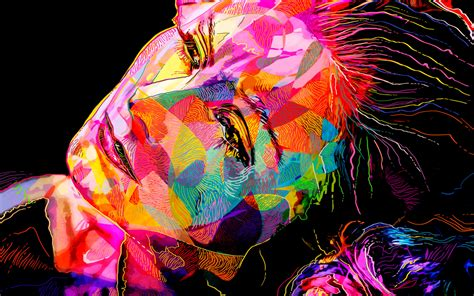 Digital Wallpaper Portrait by Wallpapers Da Semana Alessandro Pautasso Churisco
