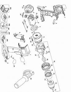 De Walt Tool Parts Diagrams