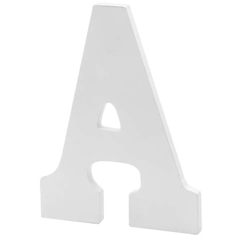 white wood letter  artminds