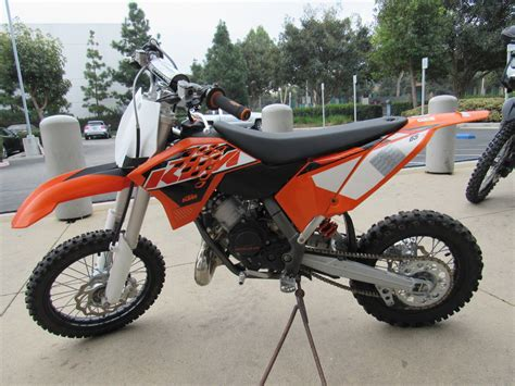 ktm sx 65 2015 ktm 65 sx for sale irvine ca 107556