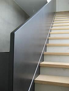 Mdf Platte Streichen : treppengel nder mit holz verkleiden ~ Markanthonyermac.com Haus und Dekorationen