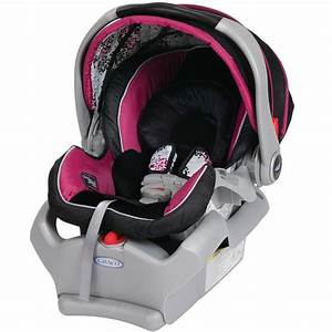 Graco SnugRide Classic Connect 35 Infant Car Seat in Sable ...