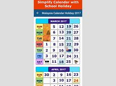Malaysia Calendar Holiday 2017 Android Apps on Google Play