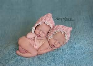 Twin Hospital Newborn Baby Girl