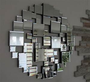 Wandspiegel Design Modern : designer wandspiegel mosaik 60x60 cm spiegel dekospiegel hohe qualit t 87626 eur 99 50 ~ Indierocktalk.com Haus und Dekorationen