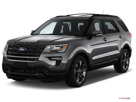 ford explorer prices reviews  pictures  news