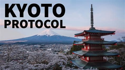 kyoto protocol  upscpsc