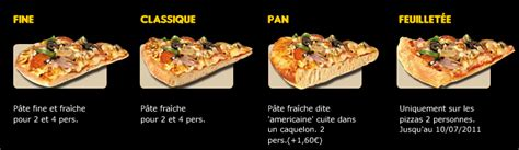 la nouvelle p 226 te feuillet 233 e de domino s fastandfood