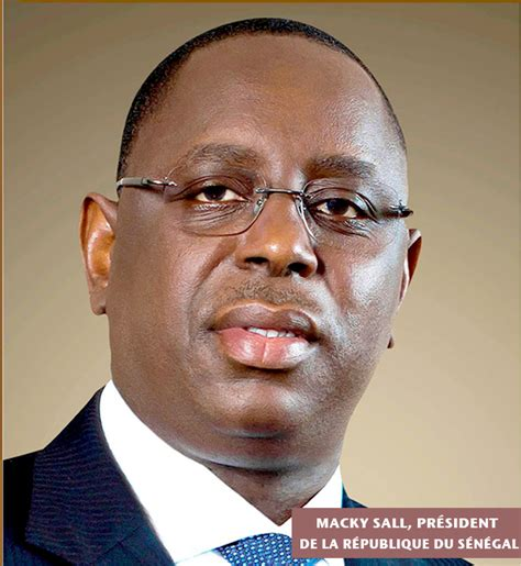 macky sall president du senegal senegal macky sall has asked his ministers to declare their assets before the end of this year
