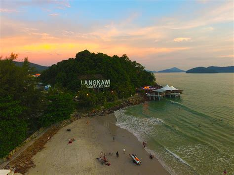 Langkawi Malaysia Aerial Photography Travel Videography