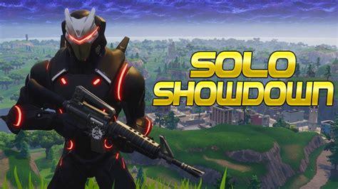 beat   ranked solo player   solo showdown