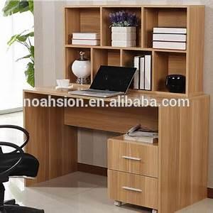 Meuble Ordinateur Salon : meilleur prix meubles de maison mdf bureau d 39 ordinateur avec tag re buy bureau d 39 ordinateur ~ Medecine-chirurgie-esthetiques.com Avis de Voitures